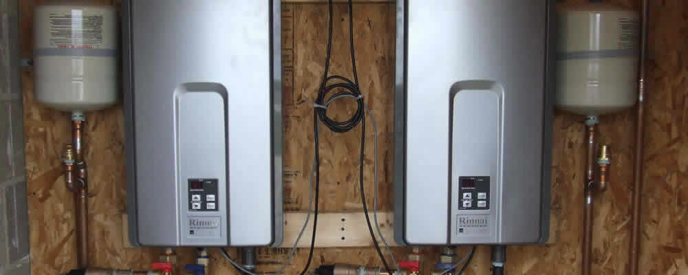 water heater repair in Palm Springs CA